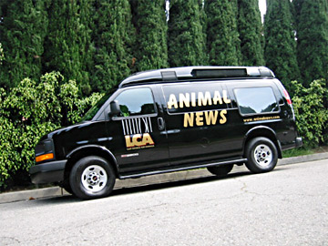 animal news van