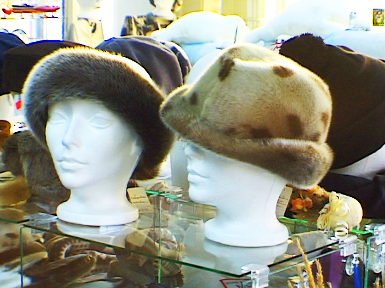 Seal Fur Hats