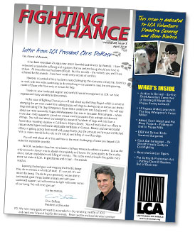 Fighting Chance Newsletter